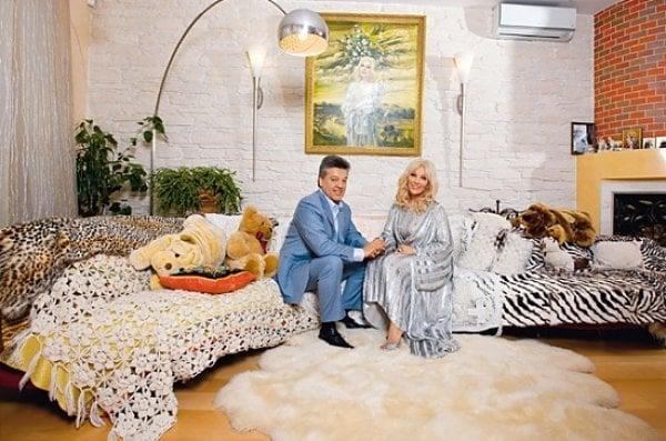 Певица Таисия и ее муж Игорь купили дом на Коста-Бланке через TERRASUN GROUP