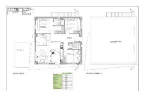 Продажа виллы в провинции Costa Blanca North, Испания: 3 спальни, 100 м2, № NC0155LD – фото 8