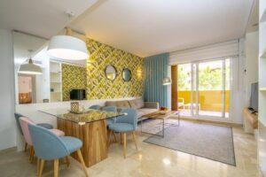 Продажа квартиры в провинции Costa Blanca South, Испания: 3 спальни, 123 м2, № RV3277UR – фото 1