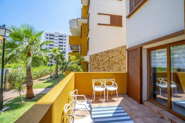 RV3277UR : Современная квартира в Пунта Прима (Ориуэла Коста)