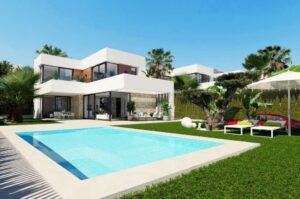Продажа виллы в провинции Costa Blanca North, Испания: 3 спальни, 142 м2, № NC3454EH – фото 2