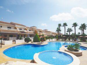 Продажа полу-квартирный дом в провинции Costa Blanca South, Испания: 2 спальни, 80 м2, № RV0046GL – фото 15