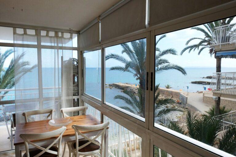 RV2763QU : Квартира с видом на море в Альбуферете (Аликанте)