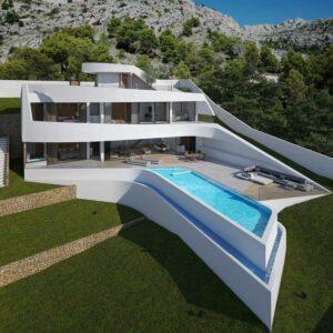 Продажа виллы в провинции Costa Blanca North, Испания: 4 спальни, 412 м2, № NC3301EN – фото 3
