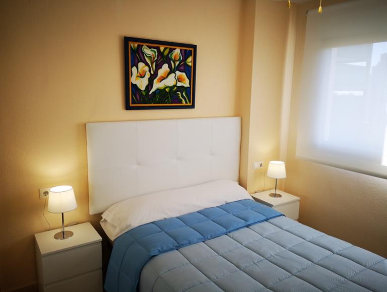GT-2021-TS : Квартира в Финестрате (Бенидорм) с прекрасным видом на море