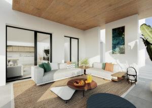 Продажа квартиры в провинции Costa Blanca North, Испания: 3 спальни, 85.96 м2, № NC0221CR – фото 12