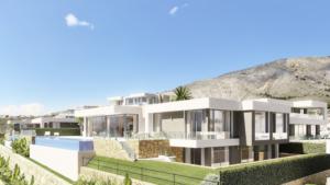 Продажа виллы в провинции Costa Blanca North, Испания: 4 спальни, 556 м2, № NC3828CR – фото 4