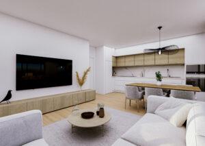 Продажа квартиры в провинции Costa Blanca North, Испания: 3 спальни, 85.96 м2, № NC0221CR – фото 16