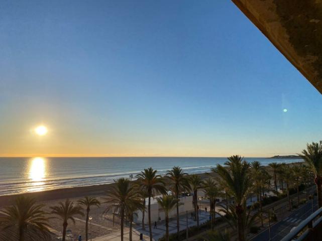 RV5554QI : Квартира на пляже Сан-Хуан Аликанте