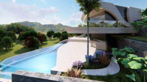 Продажа виллы в провинции Costa Blanca North, Испания: 4 спальни, 574.66 м2, № NC4040MB – фото 10