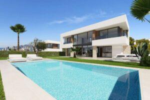 Продажа виллы в провинции Costa Blanca North, Испания: 3 спальни, 157 м2, № NC3455EH – фото 2