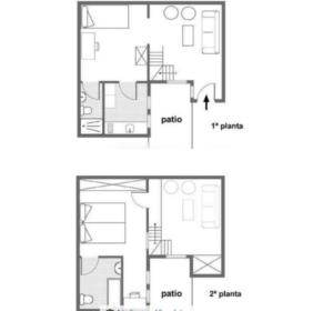 Продажа квартиры в провинции Города, Испания: 2 спальни, 42 м2, № RV0025MV – фото 17