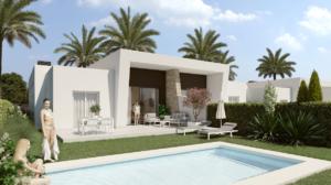 Продажа дом в провинции Costa Blanca South, Испания: 3 спальни, 106.56 м2, № NC0055TR – фото 1
