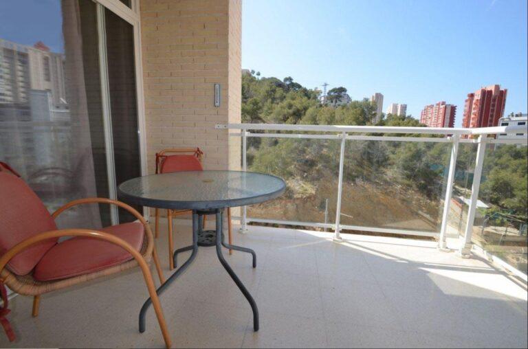RV1352EU : Квартира в центре Бенидорма (район Rincon de Loix)