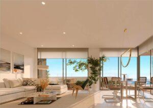 Продажа квартиры в провинции Costa Blanca North, Испания: 3 спальни, 104 м2, № NC9990BN – фото 2