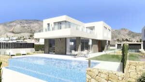 Продажа виллы в провинции Costa Blanca North, Испания: 4 спальни, 378 м2, № NC3831CR – фото 2