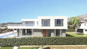 Продажа виллы в провинции Costa Blanca North, Испания: 4 спальни, 378 м2, № NC3831CR – фото 3