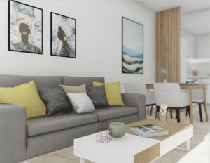 Продажа бунгало в провинции Costa Blanca South, Испания: 2 спальни, 76 м2, № NC1112BN – фото 2