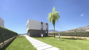 Продажа виллы в провинции Costa Blanca North, Испания: 4 спальни, 378 м2, № NC3831CR – фото 4