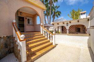 Продажа виллы в провинции Costa Blanca South, Испания: 5 спален, 140 м2, № RV0552BN – фото 21