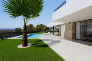 Продажа виллы в провинции Costa Blanca North, Испания: 4 спальни, 319 м2, № NC3457EH – фото 4