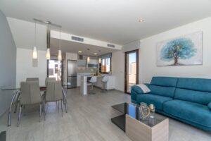 Продажа виллы в провинции Costa Blanca South, Испания: 3 спальни, 112.2 м2, № NC3245PC – фото 4