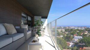 Продажа квартиры в провинции Costa Blanca South, Испания: 2 спальни, 89.70 м2, № NC2211UC – фото 3