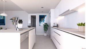 Продажа квартиры в провинции Costa Blanca South, Испания: 2 спальни, 89.70 м2, № NC2211UC – фото 9