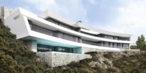 Продажа виллы в провинции Costa Blanca North, Испания: 5 спален, 632 м2, № NC0123PJ – фото 12