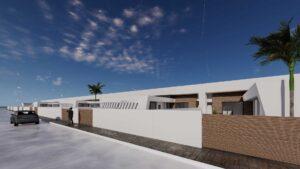 Продажа виллы в провинции Costa Calida, Испания: 2 спальни, № NC2637GU – фото 12