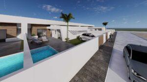 Продажа виллы в провинции Costa Calida, Испания: 2 спальни, № NC2637GU – фото 11