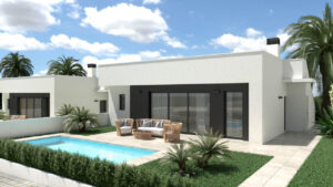 Продажа виллы в провинции Costa Calida, Испания: 3 спальни, 110 м2, № NC2790OR – фото 3
