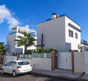 Продажа виллы в провинции Costa Blanca South, Испания: 3 спальни, 117 м2, № RV7777HA – фото 3