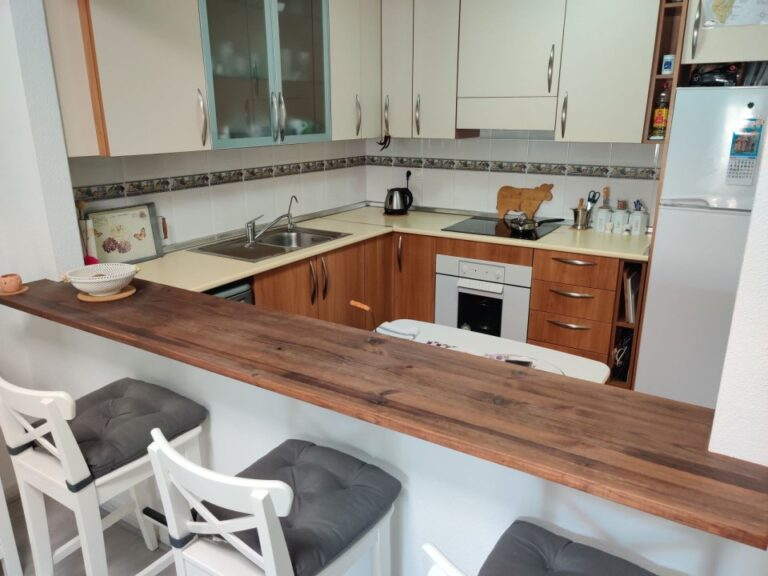 RV2633HA : Квартира с террасой в Алгорфе (Юг Коста Бланки)