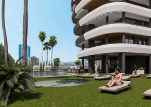 Продажа квартиры в провинции Costa Blanca North, Испания: 3 спальни, 85.96 м2, № NC0221CR – фото 5