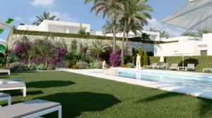 Продажа виллы в провинции Costa Blanca South, Испания: 3 спальни, 132.95 м2, № NC8876TR – фото 1