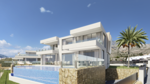 Продажа виллы в провинции Costa Blanca North, Испания: 4 спальни, 363 м2, № NC3829CR – фото 1