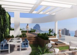 Продажа квартиры в провинции Costa Blanca North, Испания: 3 спальни, 85.96 м2, № NC0221CR – фото 7