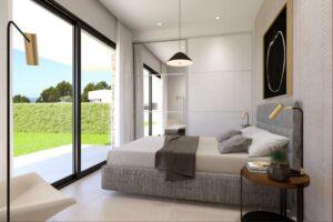 Продажа виллы в провинции Costa Blanca North, Испания: 3 спальни, 157 м2, № NC3455EH – фото 9