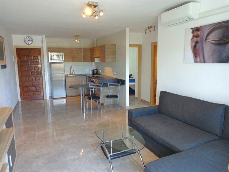 RV0008SR : Квартира с южной ориентацией в Кабо Роиг