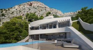 Продажа виллы в провинции Costa Blanca North, Испания: 4 спальни, 412 м2, № NC3301EN – фото 9