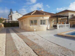 Продажа виллы в провинции Costa Blanca South, Испания: 3 спальни, 150 м2, № RV5543VG-D – фото 11