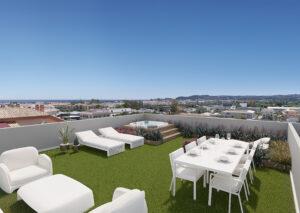 Продажа квартиры в провинции Costa Blanca North, Испания: 2 спальни, 76.71 м2, № NC1235TW – фото 10
