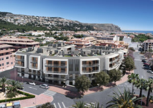 Продажа квартиры в провинции Costa Blanca North, Испания: 2 спальни, 76.71 м2, № NC1235TW – фото 4