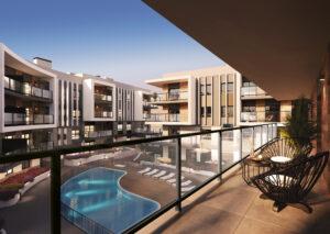 Продажа квартиры в провинции Costa Blanca North, Испания: 2 спальни, 76.71 м2, № NC1235TW – фото 1