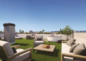 Продажа квартиры в провинции Costa Blanca North, Испания: 2 спальни, 76.71 м2, № NC1235TW – фото 8
