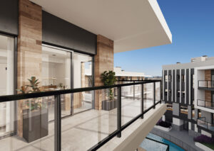 Продажа квартиры в провинции Costa Blanca North, Испания: 2 спальни, 76.71 м2, № NC1235TW – фото 9