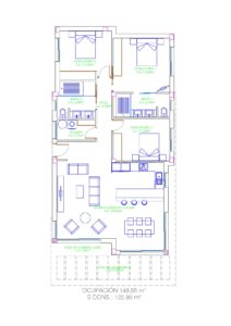 Продажа виллы в провинции Costa Blanca South, Испания: 3 спальни, 122.80 м2, № NC5103SM – фото 4