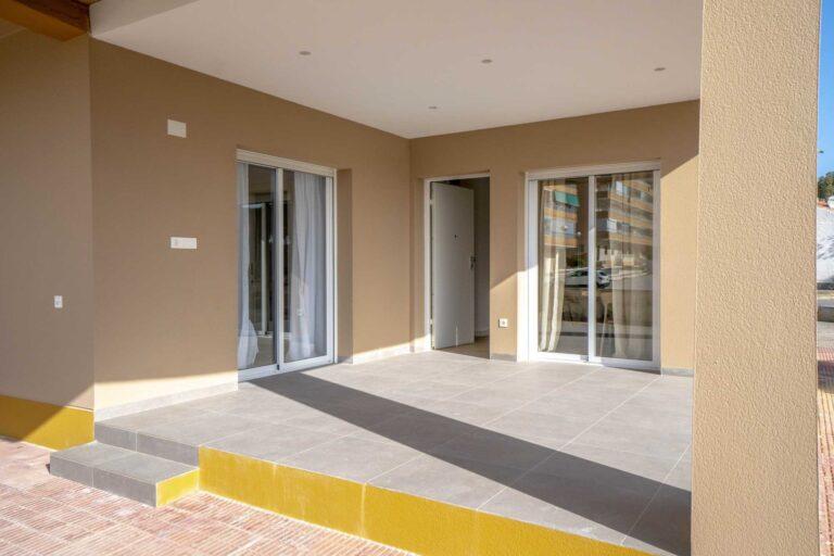 NC7254SP : Красивая угловая квартира на первом этаже в Гуардамар-дель-Сегура