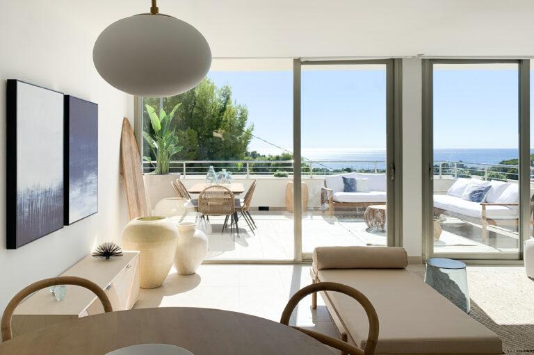 NC2570SN : Эксклюзивные апартаменты с видом на побережье в Алтее